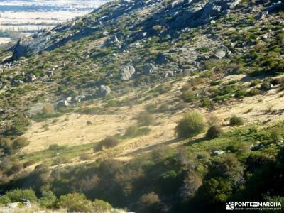 La Serrota - Valle de Amblés; monasterio de veruela sierra cazorla bosque mediterraneo viajes para